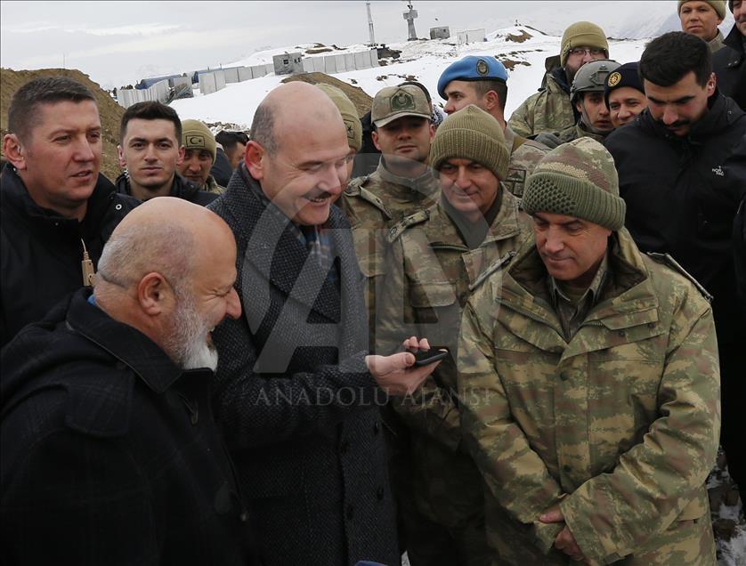 İçişleri Bakanı Soylu, Şırnak'ta galerisi resim 4