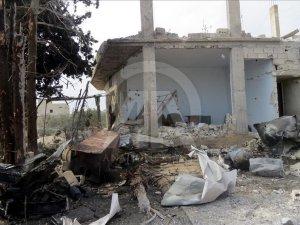 Esed'in İdlib'e hava saldırıları devam ediyor