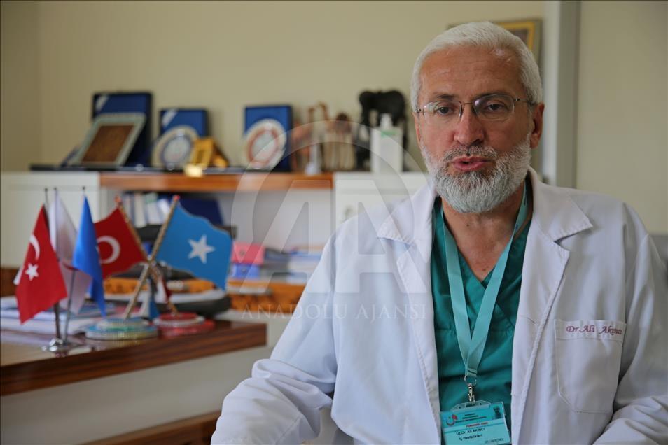 Türk hastaneleri, Somali halkına umut oldu galerisi resim 3