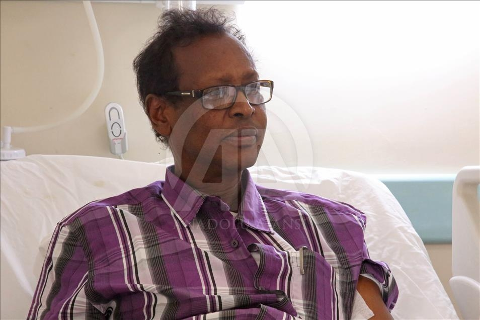 Türk hastaneleri, Somali halkına umut oldu galerisi resim 4