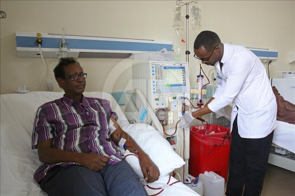 Türk hastaneleri, Somali halkına umut oldu galerisi resim 5