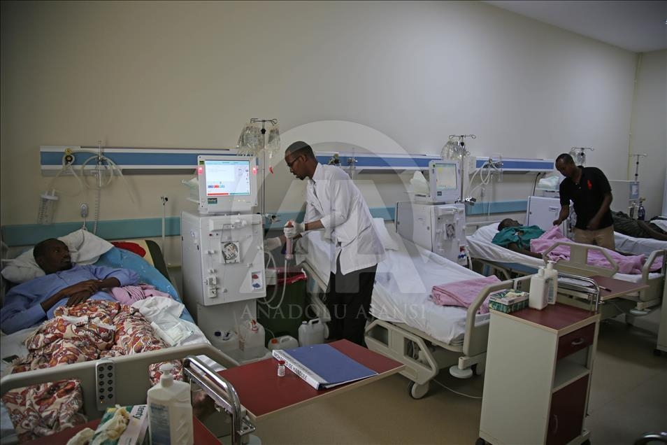 Türk hastaneleri, Somali halkına umut oldu galerisi resim 8
