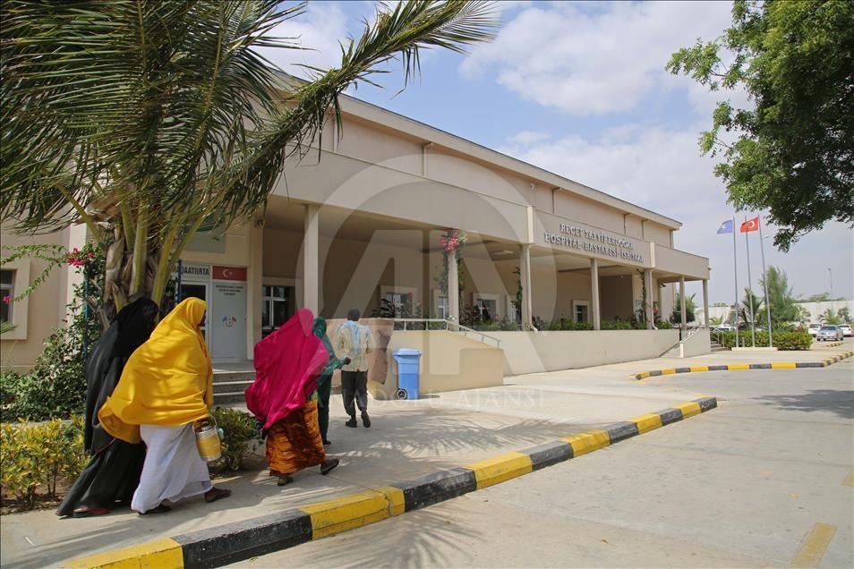 Türk hastaneleri, Somali halkına umut oldu galerisi resim 9