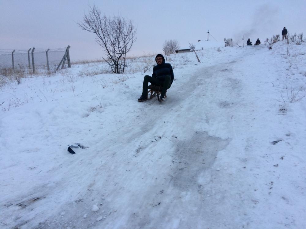 Kara hasret Ankara'dan 2017 kış manzaraları galerisi resim 10