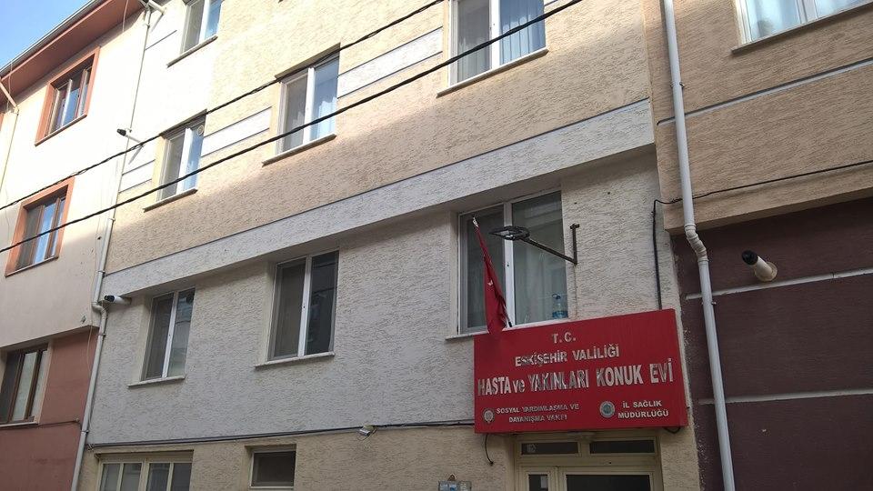 Eskişehir'de hasta ve yakınları için misafirhane galerisi resim 5
