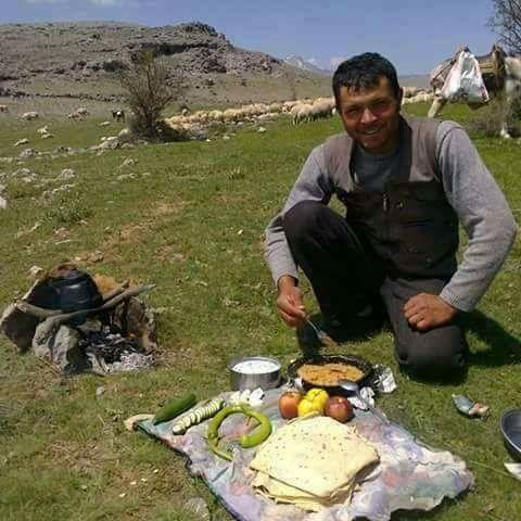 Köylerimizden çarpıcı özgün yemek ve fotoğraf kareleri galerisi resim 3