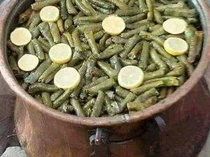 Köylerimizden çarpıcı özgün yemek ve fotoğraf kareleri