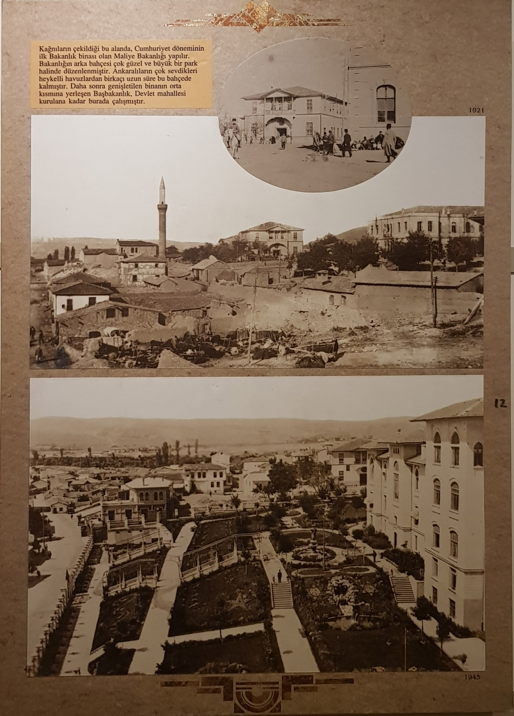 Bir zamanlar Ankara galerisi resim 7