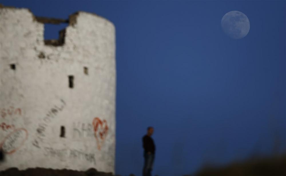 'Süper Kanlı Mavi Ay Tutulması'ndan kareler galerisi resim 17
