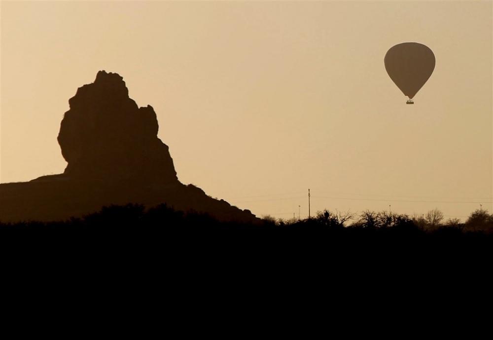 Kapadokya sıcak hava balonları galerisi resim 19