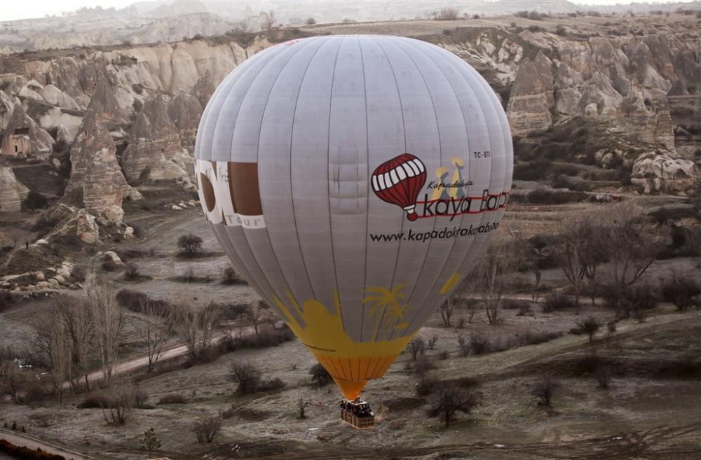 Kapadokya sıcak hava balonları galerisi resim 7