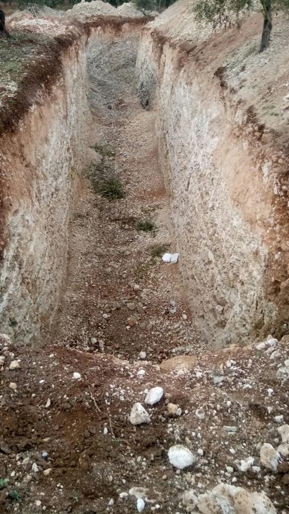 Afrin'de yasaklı anti-personel mayınları ele geçirildi galerisi resim 5