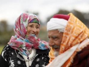 """Tunus'ta asırlık """"evlilik"""""""