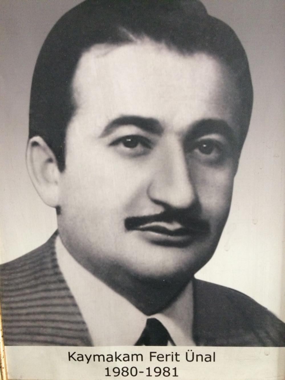 1925'den buyana Çubuk Belediye Başkanları galerisi resim 16
