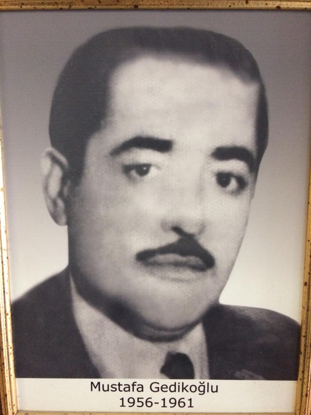 1925'den buyana Çubuk Belediye Başkanları galerisi resim 20