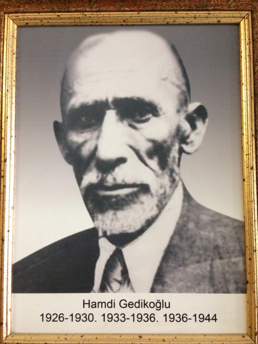 1925'den buyana Çubuk Belediye Başkanları galerisi resim 4
