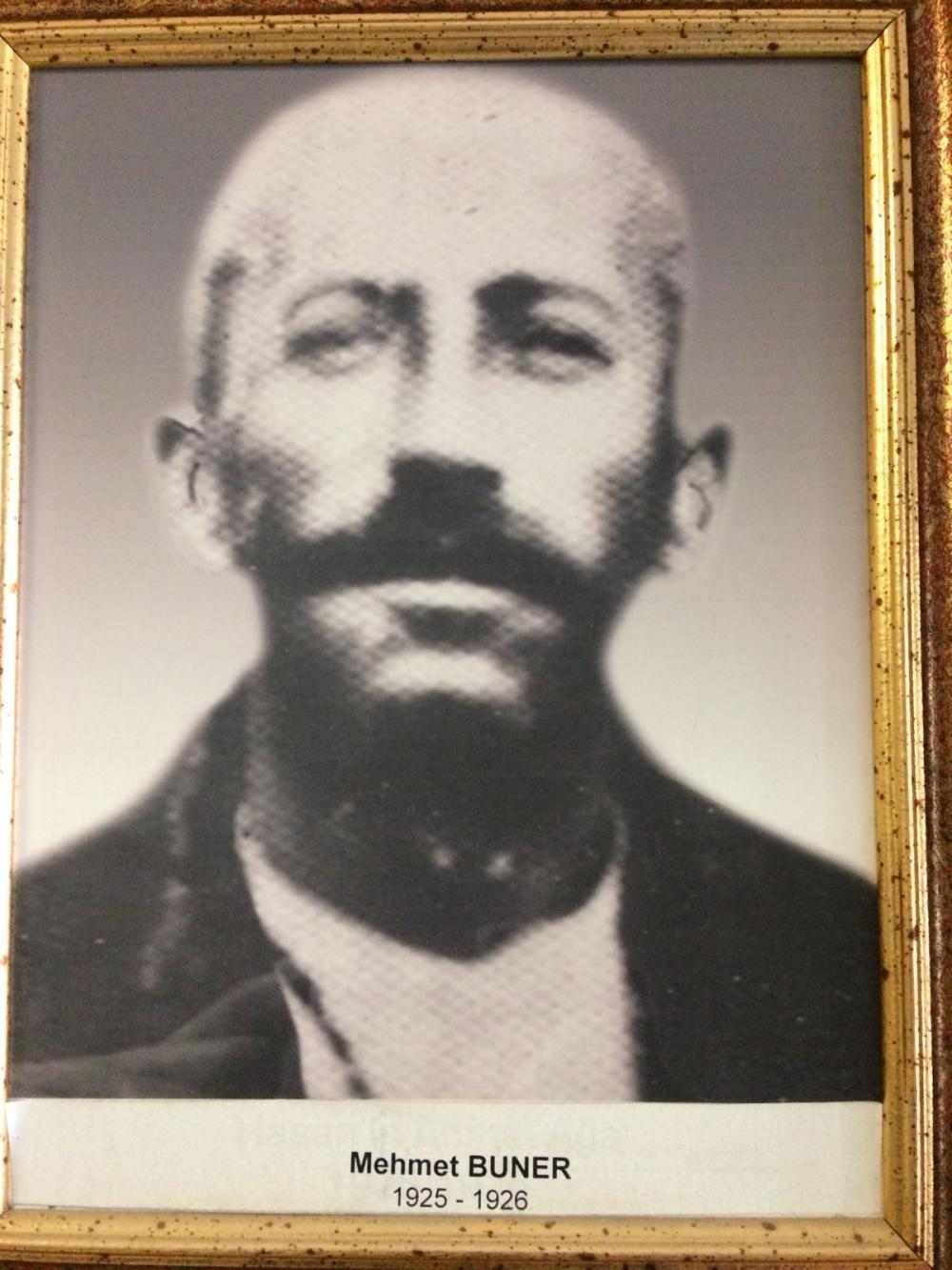 1925'den buyana Çubuk Belediye Başkanları galerisi resim 5