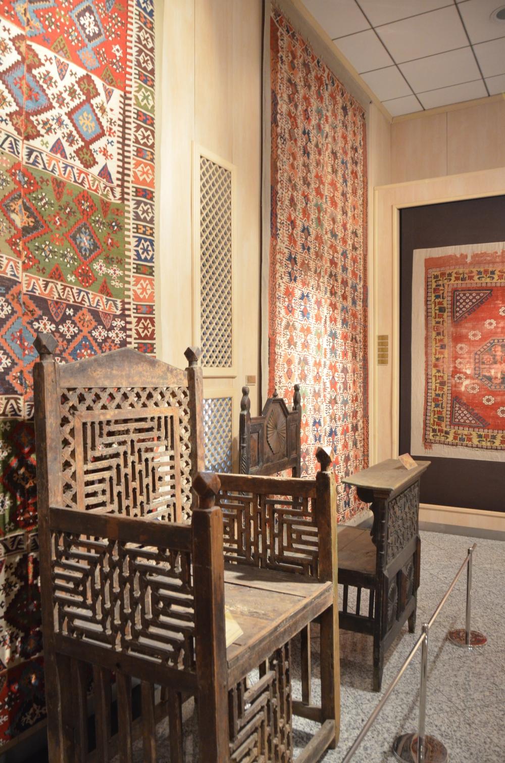 Vakıf Eserleri Müzesi'nden kareler galerisi resim 14
