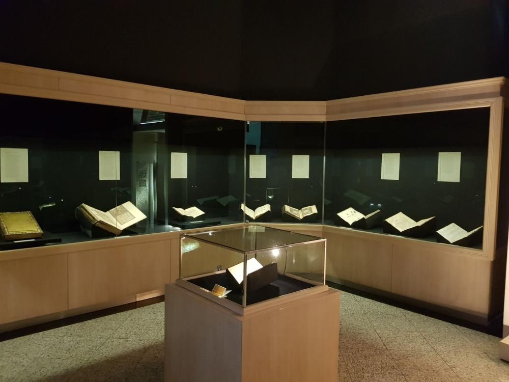 Vakıf Eserleri Müzesi'nden kareler galerisi resim 7