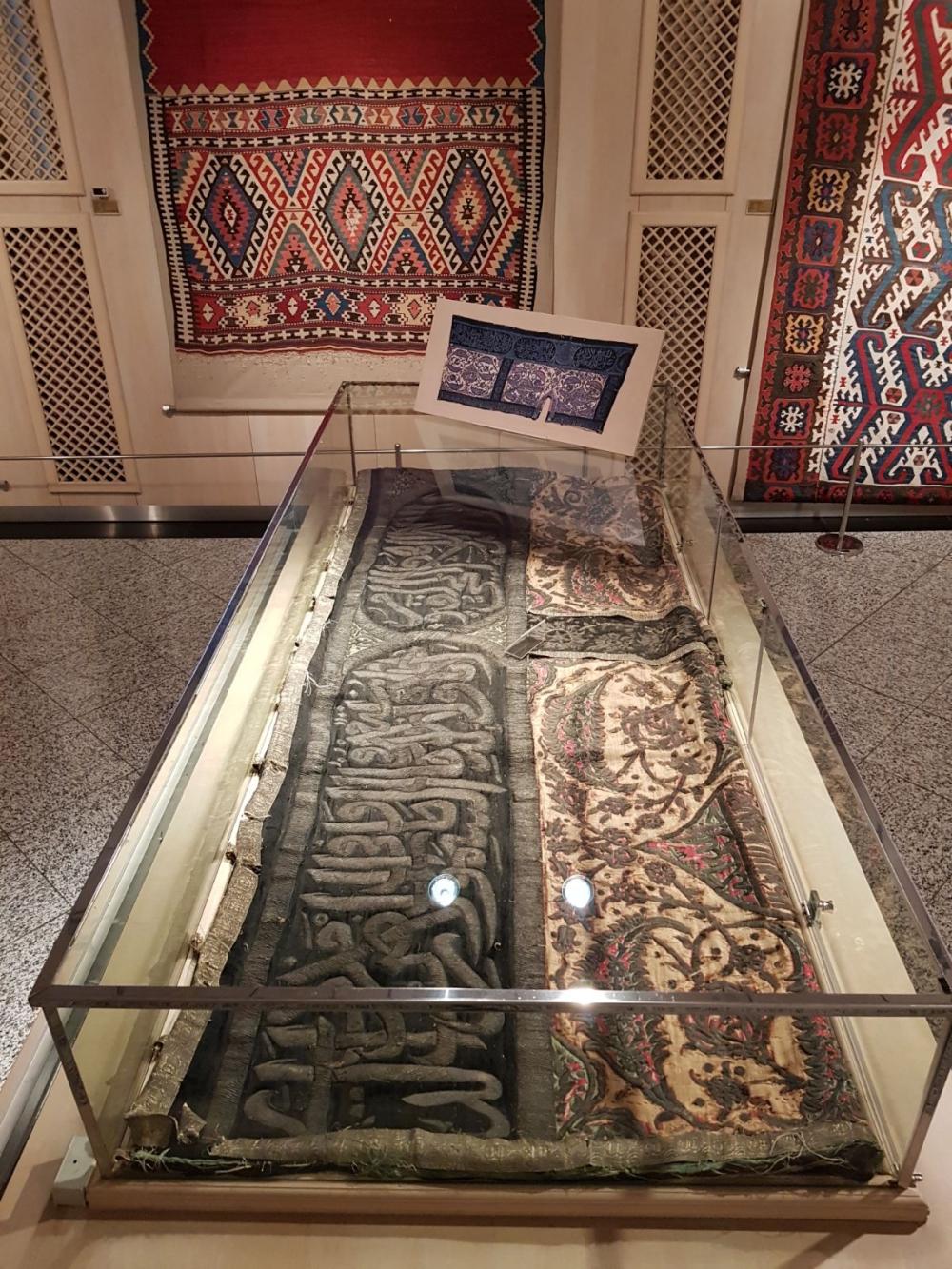 Vakıf Eserleri Müzesi'nden kareler galerisi resim 8