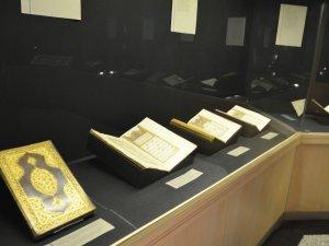 Vakıf Eserleri Müzesi'nden kareler