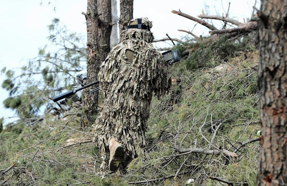 PKK'nın korkulu rüyası keskin nişancıları Afrin'de galerisi resim 1