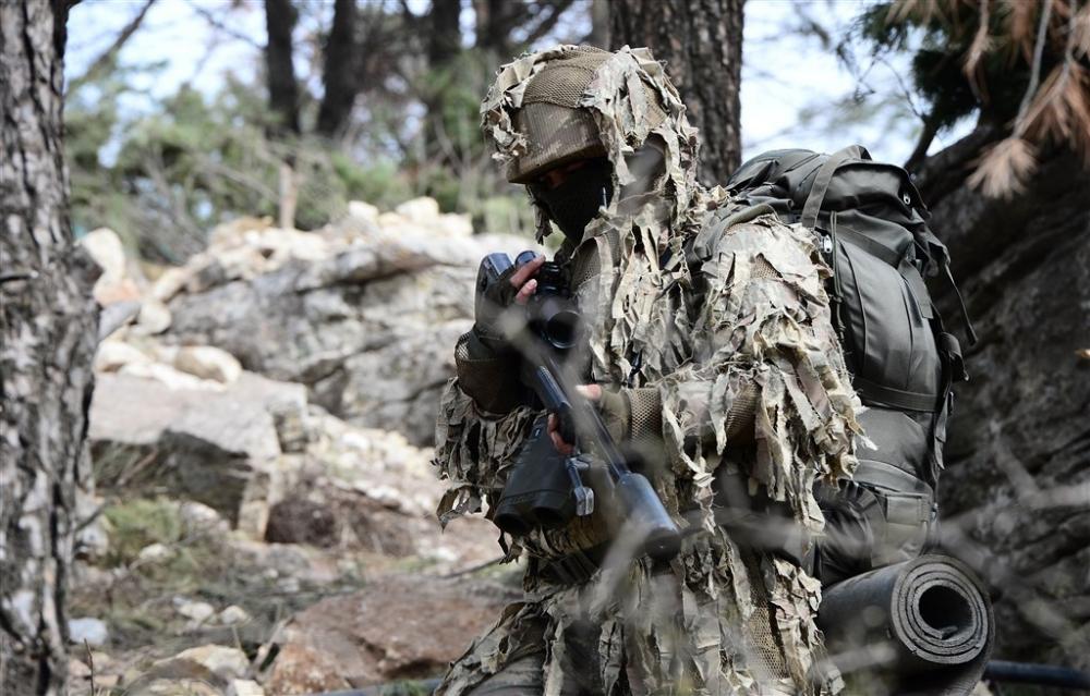 PKK'nın korkulu rüyası keskin nişancıları Afrin'de galerisi resim 10
