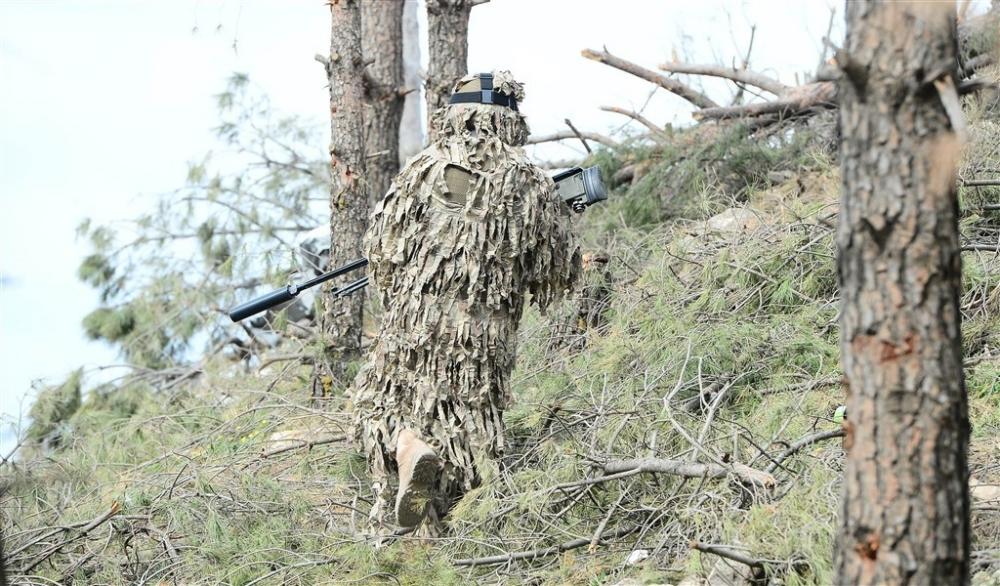 PKK'nın korkulu rüyası keskin nişancıları Afrin'de galerisi resim 22