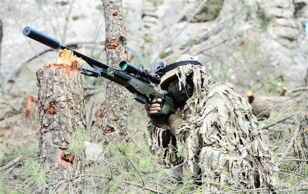 PKK'nın korkulu rüyası keskin nişancıları Afrin'de galerisi resim 23