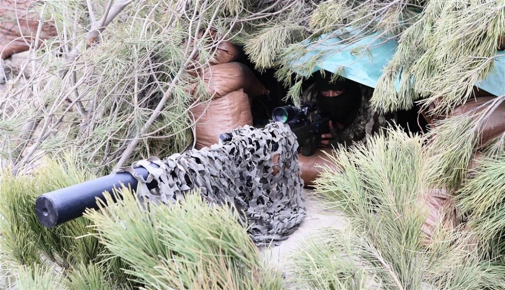 PKK'nın korkulu rüyası keskin nişancıları Afrin'de galerisi resim 5