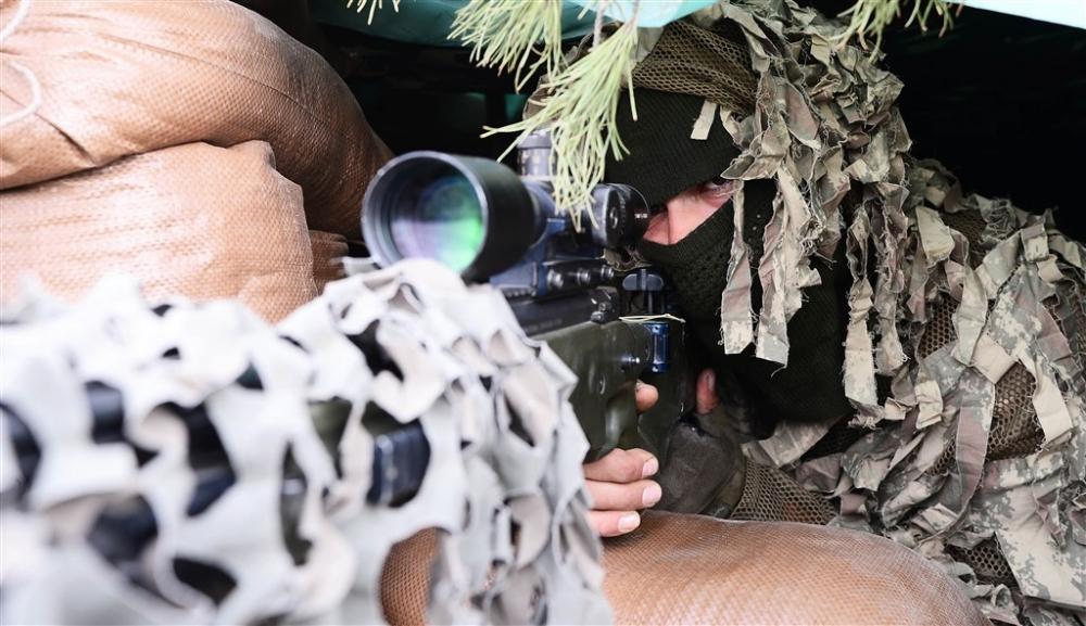 PKK'nın korkulu rüyası keskin nişancıları Afrin'de galerisi resim 6