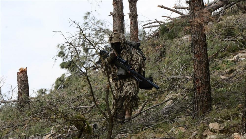 PKK'nın korkulu rüyası keskin nişancıları Afrin'de galerisi resim 8