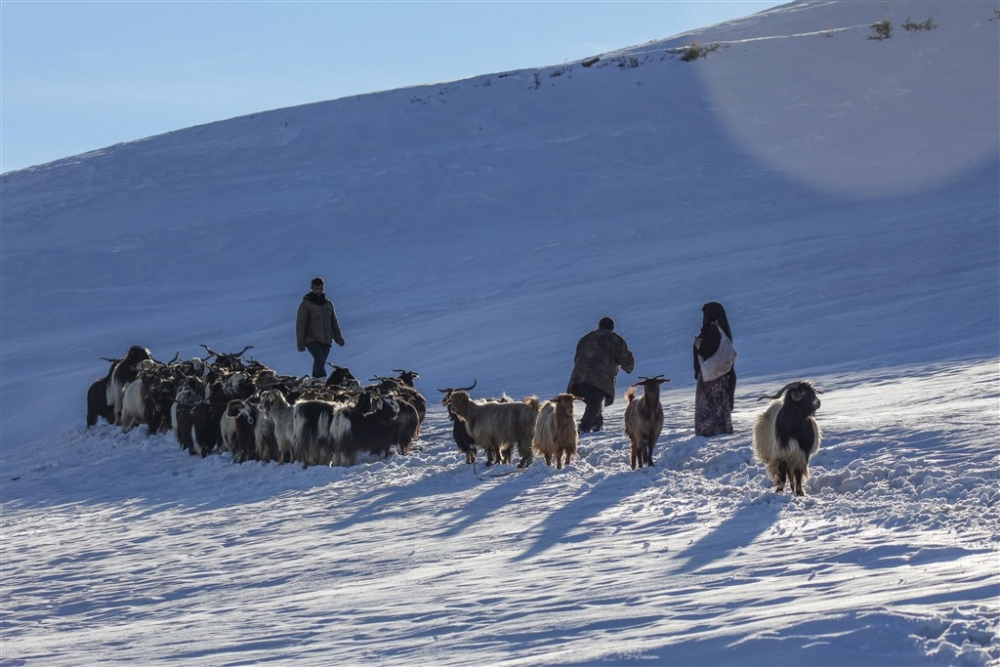 Köylülerin kış mesaisi galerisi resim 9