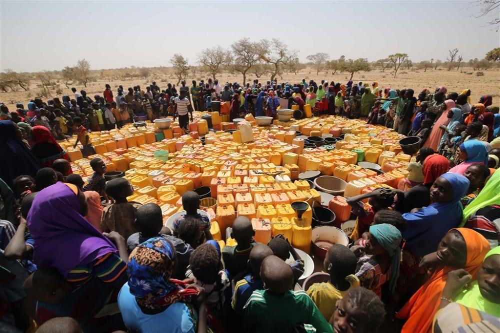 TDV'den Afrika'ya 48 yeni su kuyusu galerisi resim 2