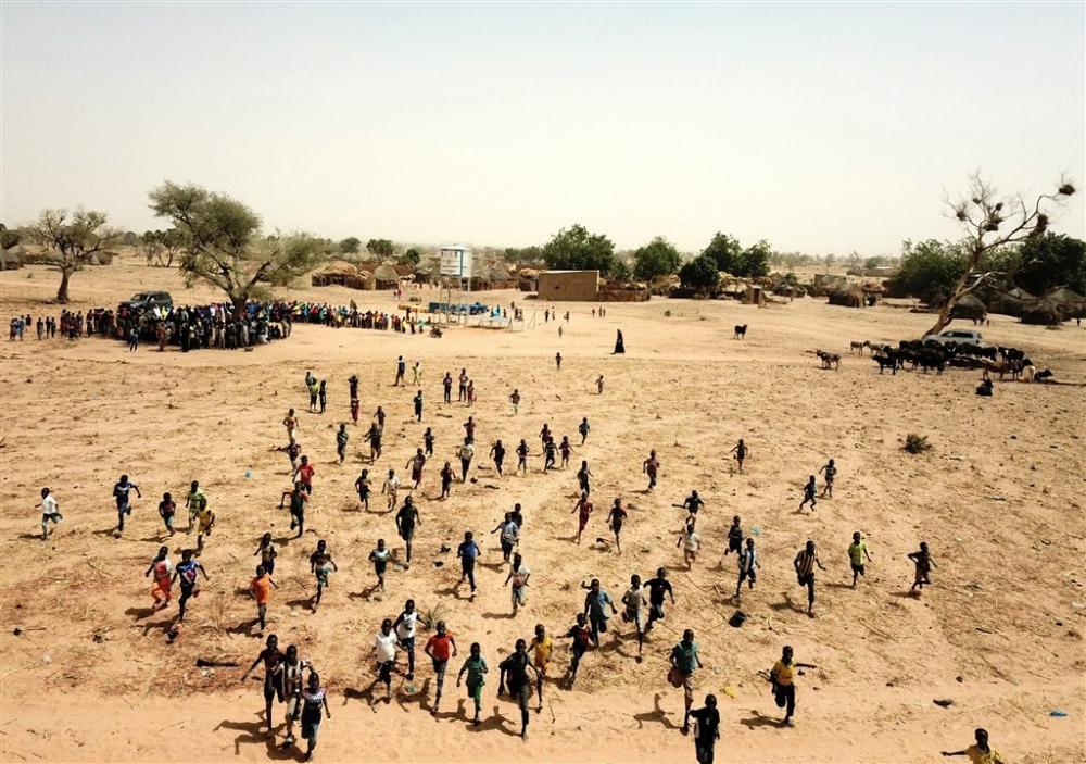 TDV'den Afrika'ya 48 yeni su kuyusu galerisi resim 3