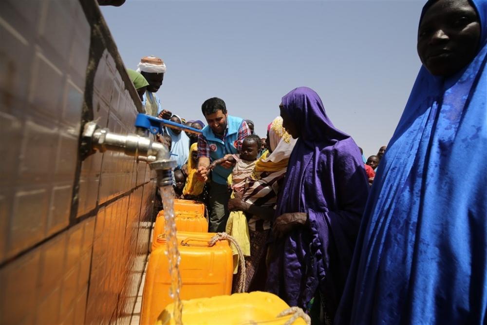 TDV'den Afrika'ya 48 yeni su kuyusu galerisi resim 5