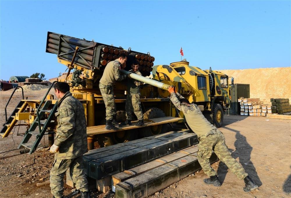 Mehmetçik teröristleri milli roketlerle vuruyor galerisi resim 16