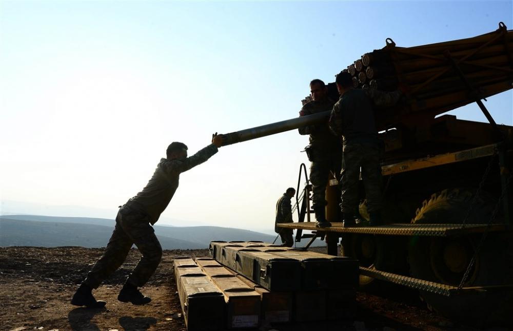 Mehmetçik teröristleri milli roketlerle vuruyor galerisi resim 17