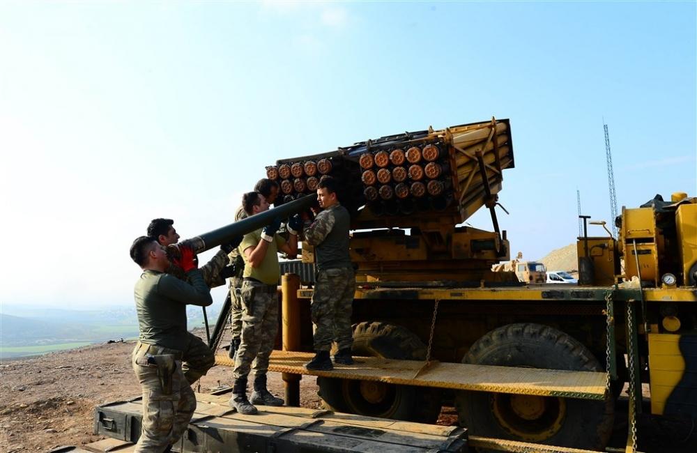 Mehmetçik teröristleri milli roketlerle vuruyor galerisi resim 7