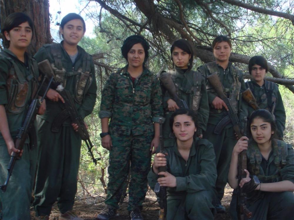 """Hafıza kartlarından YPG/PKK'nın """"çocuk savaşçıları"""" çıktı galerisi resim 11"""