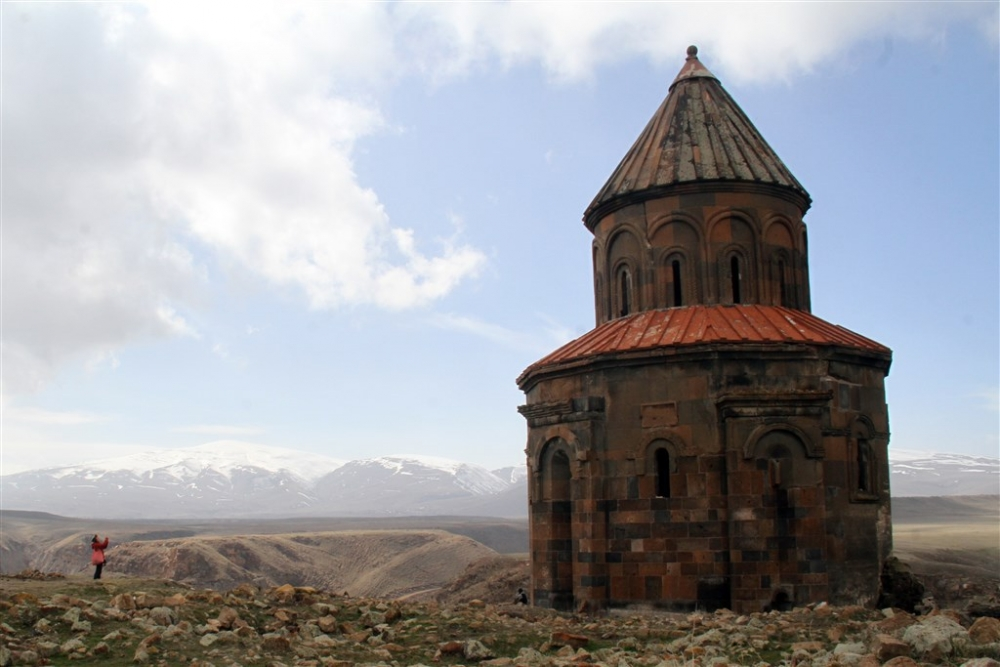Turistlerin gözdesi 'Ani' her mevsim ayrı güzel galerisi resim 2