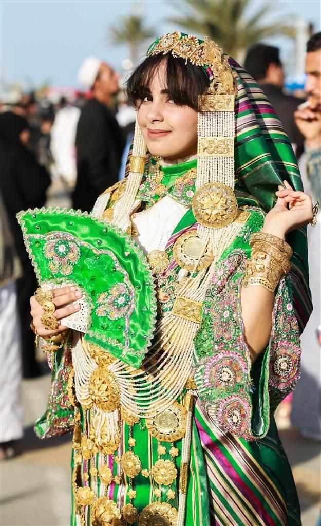 Libya'da 'Geleneksel Kıyafet Günü' kutlamaları galerisi resim 10