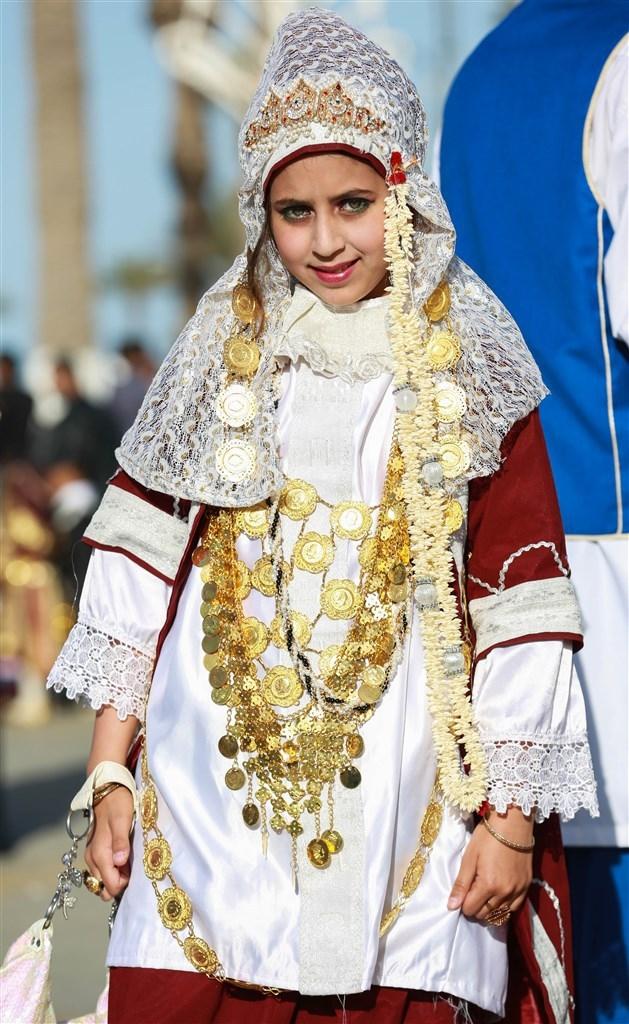 Libya'da 'Geleneksel Kıyafet Günü' kutlamaları galerisi resim 11
