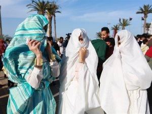 Libya'da 'Geleneksel Kıyafet Günü' kutlamaları