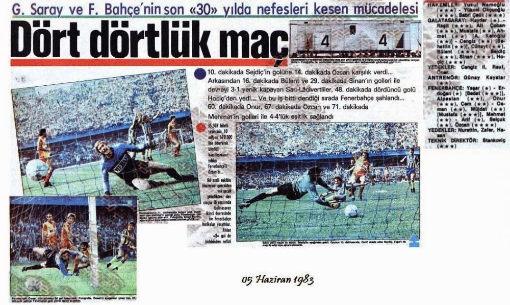 Fenerbahçe Galatasaray debileri galerisi resim 15