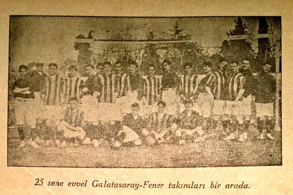 Fenerbahçe Galatasaray debileri galerisi resim 2