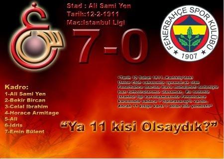 Fenerbahçe Galatasaray debileri galerisi resim 21