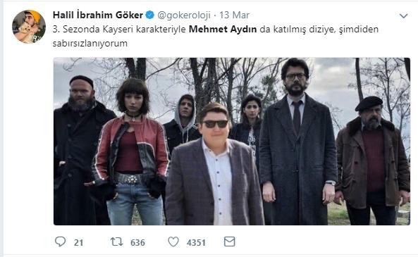 Çiftlik Bank'ın sahibi Mehmet Aydın'ın için atılan Tweetler galerisi resim 4