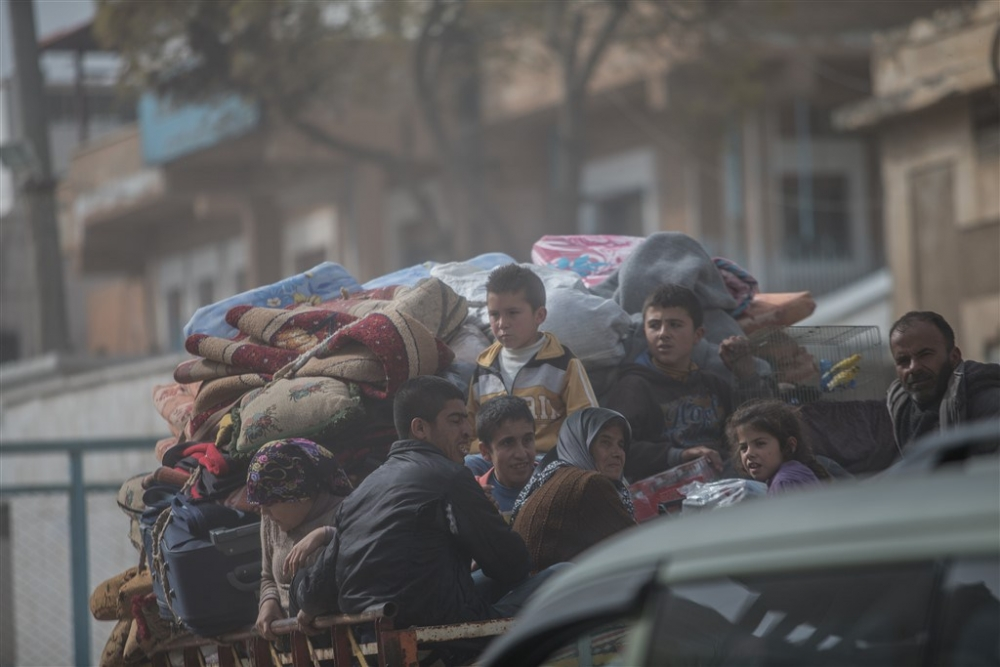 Afrin'e dönüşler başladı galerisi resim 13