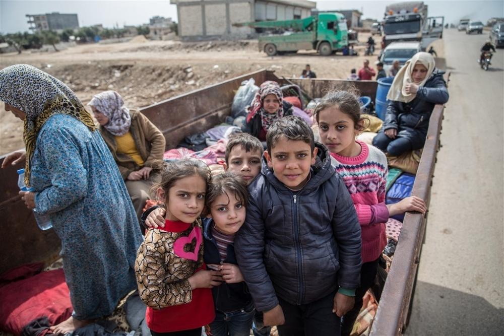 Afrin'e dönüşler başladı galerisi resim 2